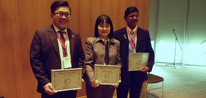 Malaysian Financial Planner Of The Year Award (MFPYA) 2015 Recognition Ceremony